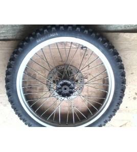 roue avant
