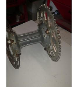 moyeu de roue arrière