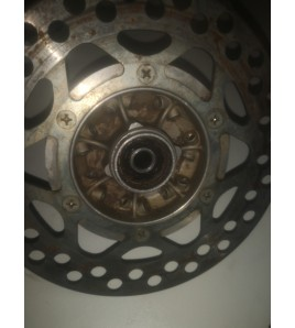 moyeu roue avant 1989 1997